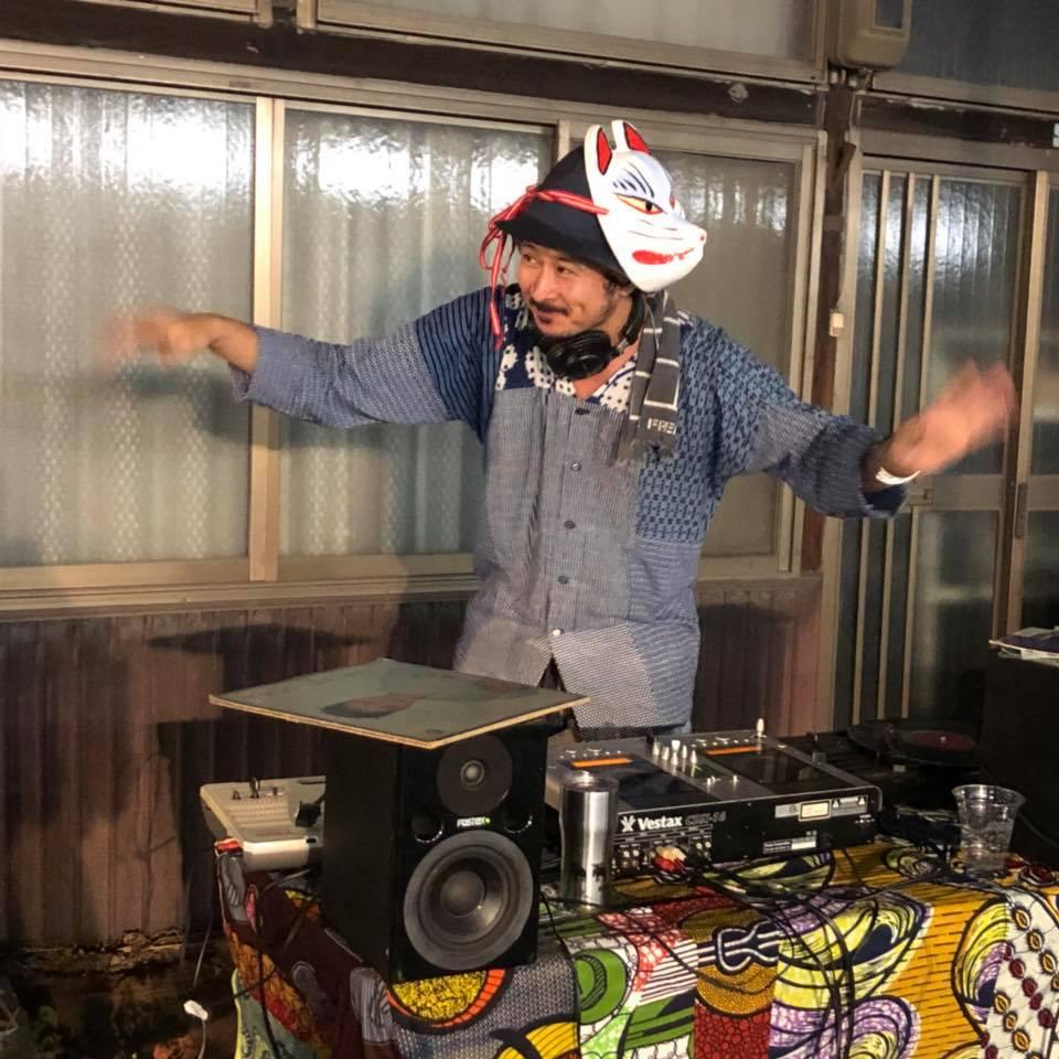 DJ サンシャインコータロー