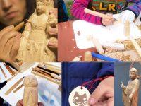 【仏師が教える彫刻体験】